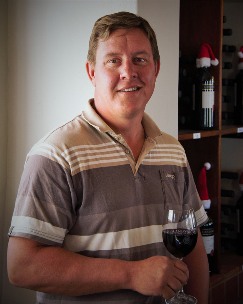 Landskroon-Winemaker-Michiel-du-Toit
