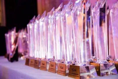 上海国际葡萄酒大赛奖杯