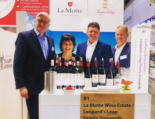 """[2019/03]""""乐梦迪皮尔尼夫长相思""""在德国Prowein葡萄酒大赛荣获最佳白葡萄酒(南非产区)"""