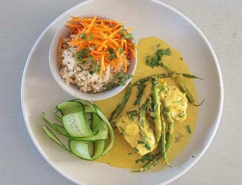 [2020/05]大地皇冠-神索 2018遇上椰子鱼咖喱,美味无比…