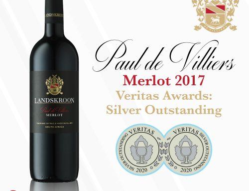 [2020/11] 大地皇冠酒庄在2020南非维特葡萄酒大赛喜提 4 奖